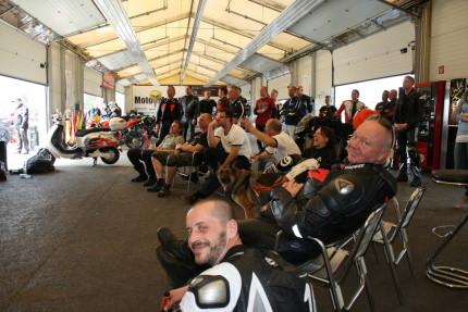 MotoGP-Kucken